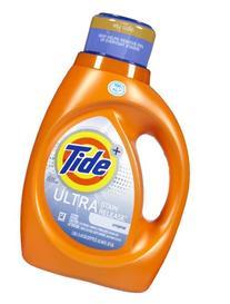 Tide Liquid Laundry Detergent, ULTRA Stain Release, 40 Fl Oz