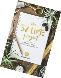 The 52 Lists Project: A Year of Weekly Journaling