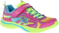Skechers Kids 80428L Lite Kicks - Rainbow Sprite Athletic
