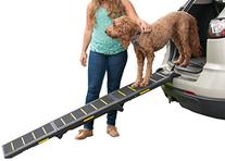 Pet Gear Tri-Fold Ramp 71 inch Pet Ramp supports 200LBS,