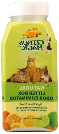 Citrus Magic Litter Box Odor Eliminator -- 11.2 oz