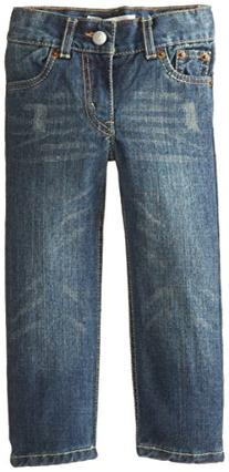 Levi's Little Boys' 514 Straight Fit Jean, Atlas, 4T