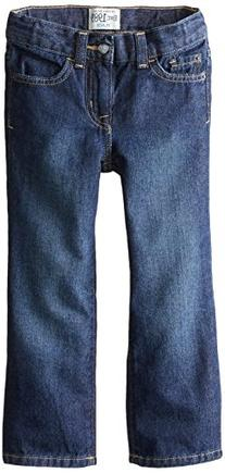 The Children's Place Little Boys' Bootcut Jeans, Liberty