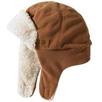 Carhartt Little Boys' Bubba Hat, Carhartt Brown, Infant/