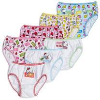 Handcraft Little Girls'  Hello Kitty  Underwear , Multi, 6