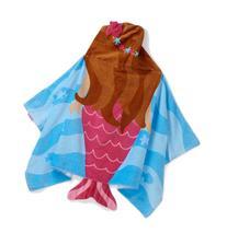 Stephen Joseph Hooded Towel, Mermaid