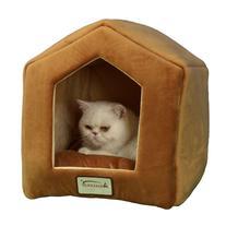 """Armarkat Little House Pet Bed size: 18""""L x 14""""W x 15""""H,"""