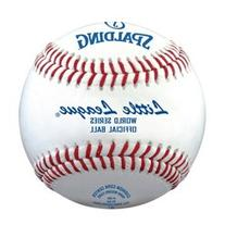 Spalding Little League Official Senior League Baseball -