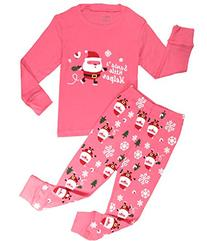 "Babyroom ""Santa Claus"" Little girls' 2 piece Long Sleeve"