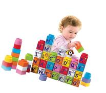 Fisher-Price Little People Builders Stack 'n Learn Alphabet