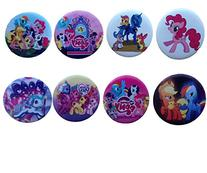 My Little Pony 1 1/4 Inch Badge Button Pin Pinback Button