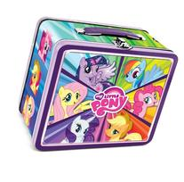 Aquarius My Little Pony Large Tin Fun Box
