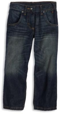 Wrangler Little Boys' No 33 Extreme Relaxed Jeans, Night Sky