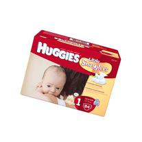 Huggies Little Snugglers Diapers, Size 2, 84 Count