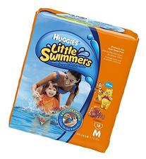 Huggies Little Swimmers Disposable Swimpants , Medium 18