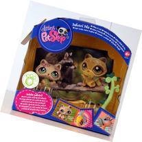 Littlest Pet Shop Series 4 Postcard Pets Raccoon