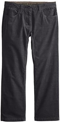 prAna Living Men's Saxton 30-Inch Inseam Pant, 30, Coal