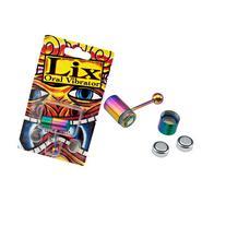 Lix Oral Vibrator Rainbow 1