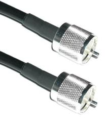 MPD Digital LMR-240 Coaxial Cable Ham or CB Radio Antenna
