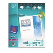 AVE74400 - Top-Load Poly Sheet Protectors