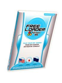 Free Loader for Nintendo Wii Euro Consoles By Datel