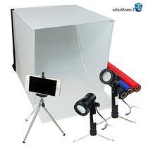 "LimoStudio 16"" x 16"" Table Top Photo Photography Studio"