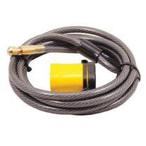 """Saris Locking Cable, 5/16"""" x 108"""
