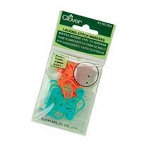 Locking Stitch Marker-20/Pkg