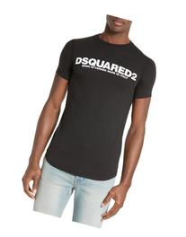 Men's Dsquared2 Logo Graphic T-Shirt