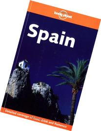 Lonely Planet Spain