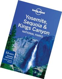 Lonely Planet Yosemite, Sequoia & Kings Canyon National