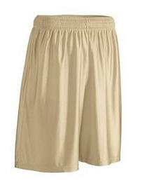Augusta Long Dazzle Short-Youth - White,Large