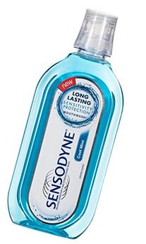 Sensodyne Long Lasting Sensitivity Protection Mouthwash,