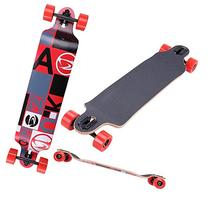 """ReaseJoy 41x9"""" Pro Long Skateboard Downhill 9-layer Canadian"""