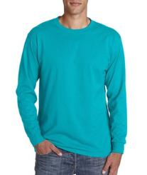 Adult Long-Sleeve Heavyweight Blend T-Shirt