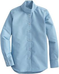 TuffRider Childrens Long Sleeve Starter Show Shirt