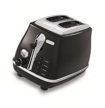 De'Longhi CTO2003BK 2-Slice Toaster