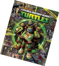 Look and Find Teenage Mutant Ninja Turtles