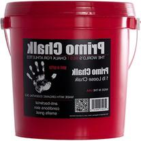 Stop ruining your hands - Primo Chalk 1lb bucket, the way