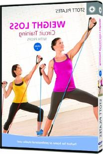 STOTT PILATES Weight Loss Circuit Training with Props, Level