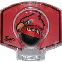 Louisville Cardinals Mini Basketball And Hoop Set