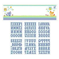 Amscan Lovable Woodland Welcome Baby Giant Sign Banner, 65 x