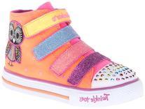 Skechers Kids 10337N Loving Hoots Light-Up Sneaker