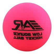 A&R Sports Low Bounce Street Hockey Ball, Pink