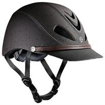 Troxel Wetern Helmet Equetrian Dakota Low Profile Brown 04-