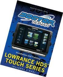 Lowrance HDS Touch Gen 2 DVD
