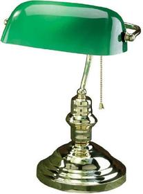Lite Source LS-224PB Banker's Lamp, Polished Brass with