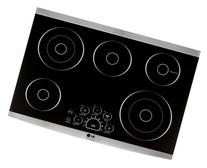 """LSCE305ST 30"""" Wide Smoothtop Electric Cooktop with 5 Radiant"""