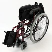 Karman LT-980-BD-E 24 Pound Ultra Lightweight Wheelchair In