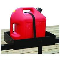 Buyers LT30 2-1/2 or 5 Gallon Rectangular Poly Gas Can